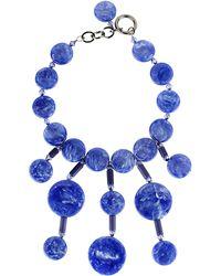 Emporio Armani - Necklace - Lyst