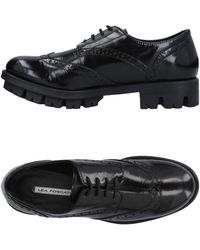 Lea Foscati - Lace-up Shoe - Lyst