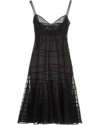 Roberta Furlanetto - Short Dress - Lyst
