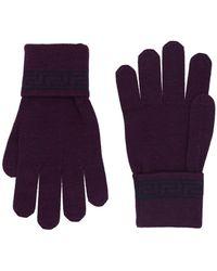 Versace - Handschuhe - Lyst