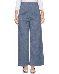 Isa Arfen - Pantalon en jean - Lyst