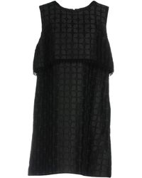 Space Style Concept - Short Dress - Lyst