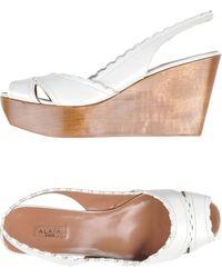 Alaïa - Sandals - Lyst