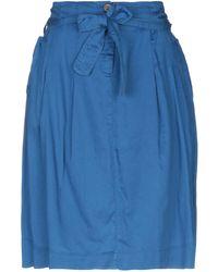 Alviero Martini 1A Classe - Knee Length Skirt - Lyst