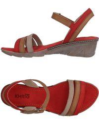 Khrio | Sandals | Lyst