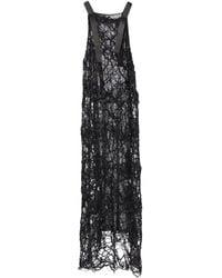 Alessandra Marchi - Long Dress - Lyst