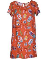 Hipanema - Abstract-Print Trapeze Dress  - Lyst