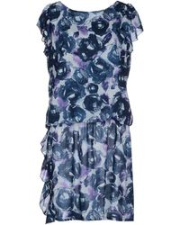 Novemb3r | Short Dress | Lyst