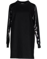 Wanda Nylon - Short Dress - Lyst