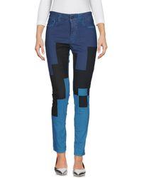 Carolina Wyser | Denim Trousers | Lyst