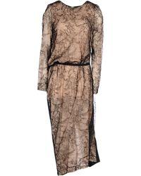 Anne Valerie Hash   Long Dress   Lyst