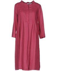 Pietro Grande - Knee-length Dress - Lyst