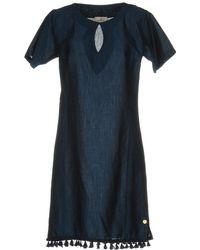 Brooksfield - Short Dress - Lyst