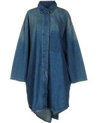 WÅVEN - Short Dress - Lyst