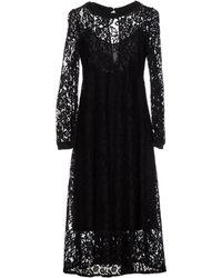 Till.da - 3/4 Length Dress - Lyst