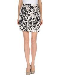 Alice San Diego - Knee Length Skirt - Lyst