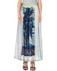 So Nice - Long Skirt - Lyst