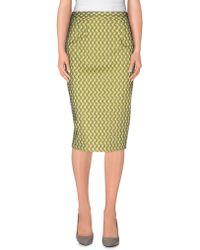 Darling - Knee Length Skirt - Lyst