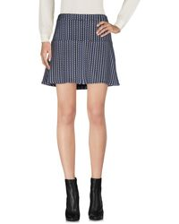 Lala Berlin - Mini Skirt - Lyst