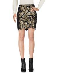 Caban Romantic - Mini Skirt - Lyst