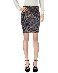 Emilio de la Morena - Knee Length Skirt - Lyst