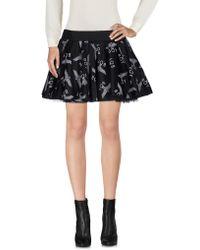 BOY London - Mini Skirt - Lyst