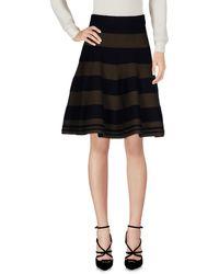 J.won - Knee Length Skirt - Lyst