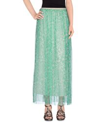 Nioi | Long Skirt | Lyst