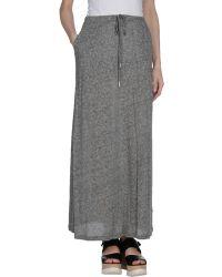ELEVEN PARIS - Long Skirt - Lyst