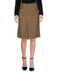 Hilfiger Denim - Knee Length Skirt - Lyst