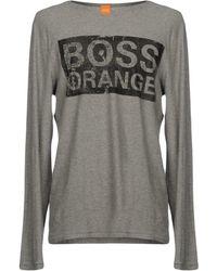 BOSS Orange - T-shirts - Lyst