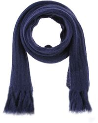 Mp Massimo Piombo - Oblong Scarf - Lyst