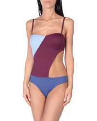 Sophie Deloudi - One-piece Swimsuits - Lyst