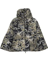 I'm Isola Marras - Synthetic Down Jacket - Lyst