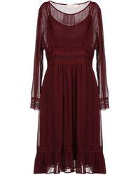 Vanessa Bruno Athé - Knee-length Dress - Lyst
