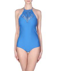 35fe7dca4e Mikoh Swimwear - One-piece Swimsuit - Lyst