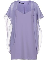 Annarita N. - Short Dresses - Lyst