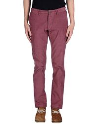 4 Four Messagerie - Casual Trousers - Lyst