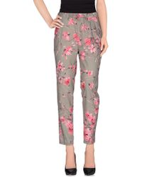 Nvl - Casual Trousers - Lyst
