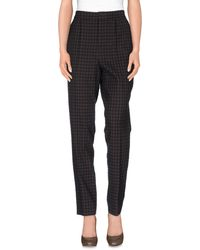 Leon & Harper - Casual Trousers - Lyst