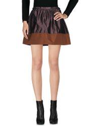 So Nice - Mini Skirt - Lyst