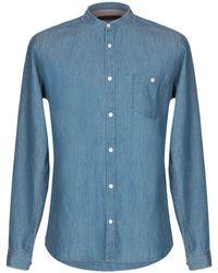 Suit - Denim Shirt - Lyst