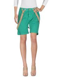 Kor@kor - Bermuda Shorts - Lyst