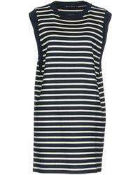 Petit Bateau - Short Dress - Lyst