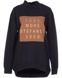 Stefanel - Sweatshirt - Lyst