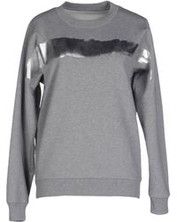 MM6 by Maison Martin Margiela - Sweatshirt - Lyst