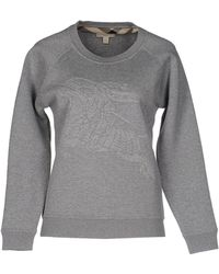 Burberry Brit - Sweatshirt - Lyst