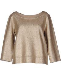 Tru Trussardi Sweatshirt - Natural