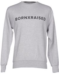Born X Raised - Sweatshirt - Lyst