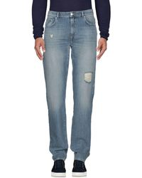 Won Hundred - Denim Pants - Lyst